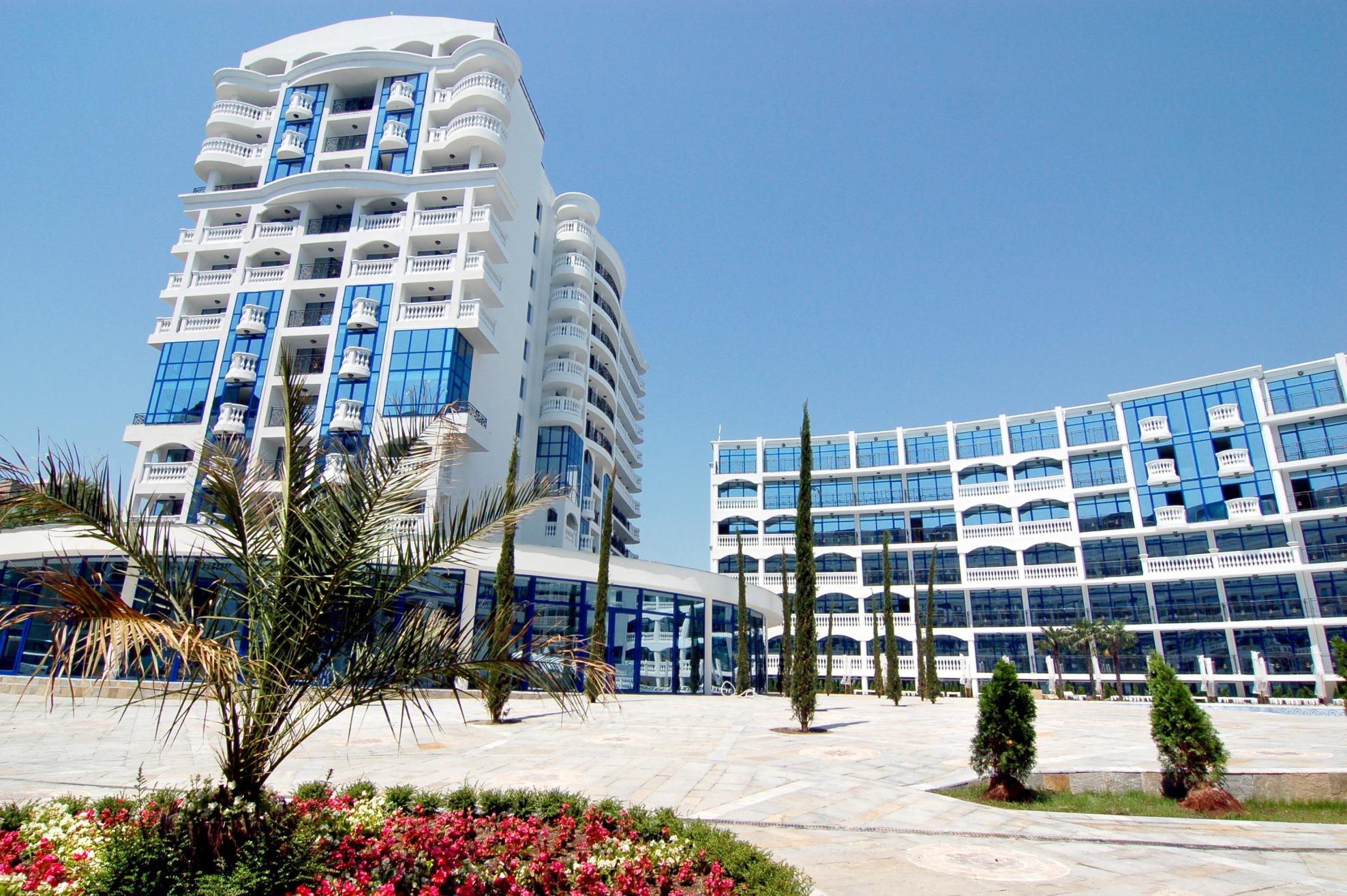 Отель чайка в болгарии фото
