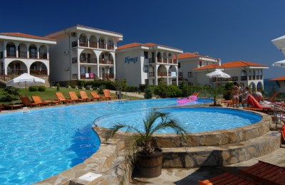 Hotel Breeze Kambani Sv. Vlas