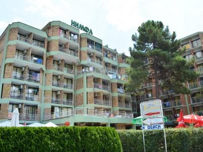 Hotel Nimfa Sunčev Breg