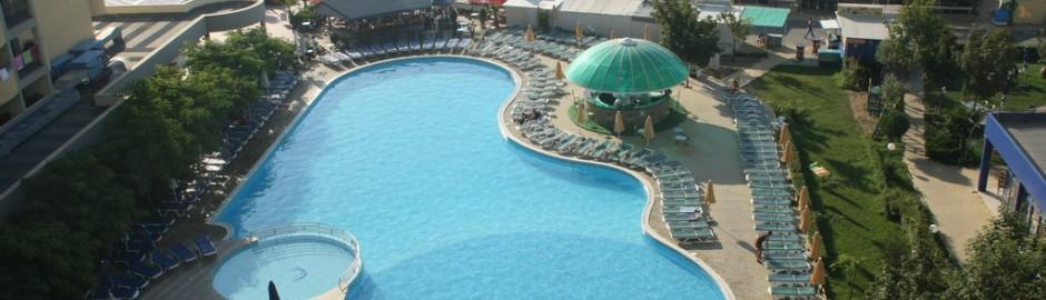 Hotel Slavyanski Sunčev Breg