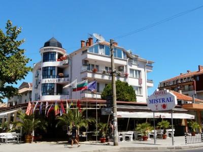 Hotel Mistral Nesebar