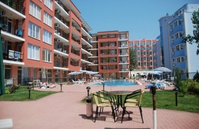 Hotel Sunset Beach 4 Sunčev Breg