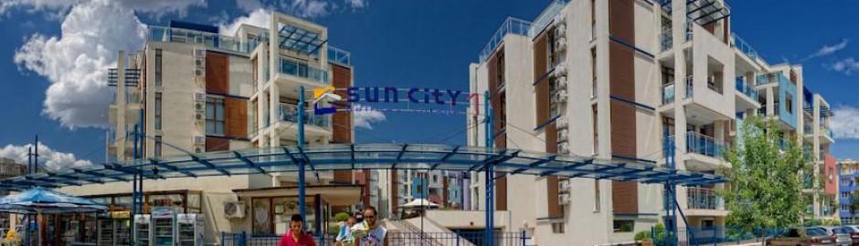 Apartmani Sun City Sunčev Breg