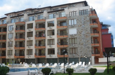 Apartmani Sea Regal Sunčev Breg