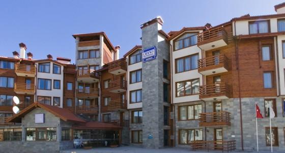 Hotel Grand Montana Bansko