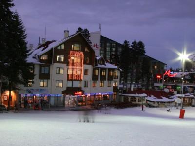 Hotel Ice Angels Borovec