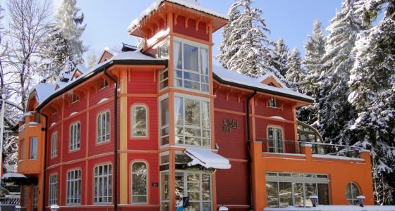 Hotel Sokol Borovec