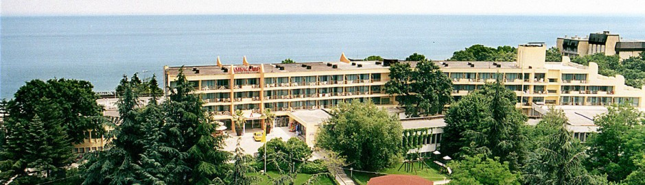 Hotel Ambassador Zlatni Pjasci