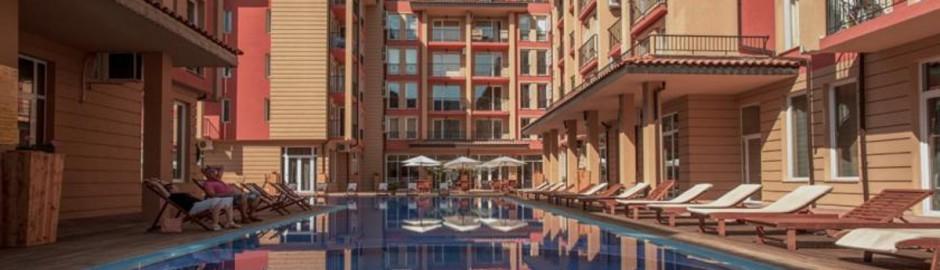 Apartmani Sunny View Central