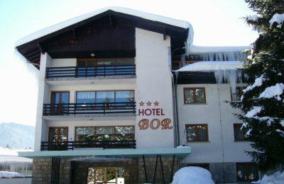 Hotel Bor Edelweiss