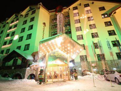 Hotel Pamporovo, Pamporovo