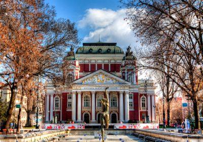 Sofija, Crkva Aleksandar Nesvki