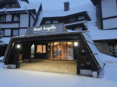 Family Hotel Angella