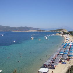 Agios Georgios plaža Amuljani