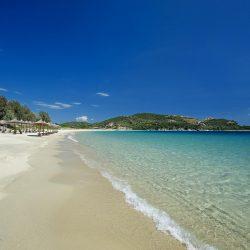 Ammouliani ostrvo - Alikes plaža