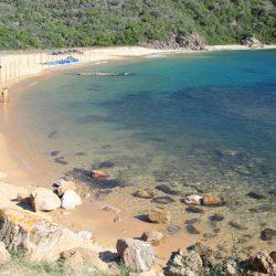 Karagaci plaža Amuljani