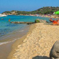 Megali Ammos plaža Ammouliani