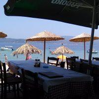 Megali Ammos plaža Amuljani
