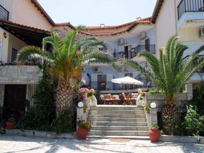 Hotel Ammouliani Grčka