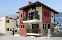 Vila Helianthus Ammouliani Grčka