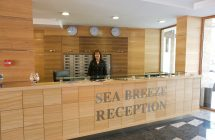 Hotel Sea Breeze Sunčev Breg