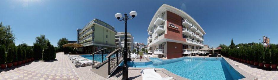 Hotel Zaara Sunčev Breg