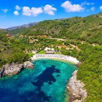 Plaža Mikri Ammos Sivota, Grčka