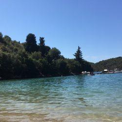 Plaža Karvouno Sivota