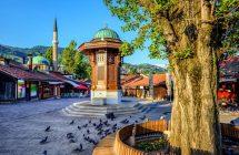 Sebilj Fontana Sarajevo