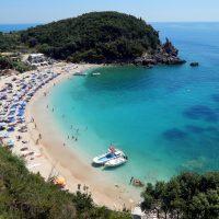 Sarakiniko Parga Grčka