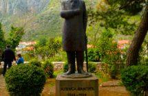 Spomenik Aleksi Šantiću