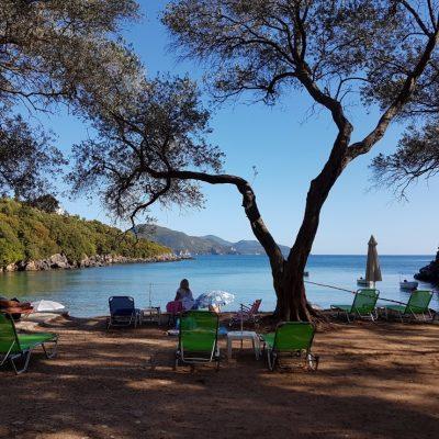 Zavia Sivota Grčka