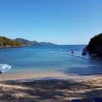 Plaža Zavia, Sivota, Grčka