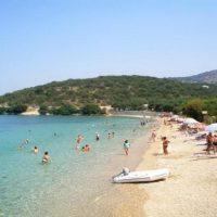 Plaža Galikos Molos Sivota, Grčka