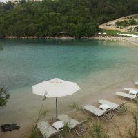 Plaža Karvouno Sivota, Grčka