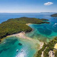 Plaža Bella Vraka, Sivota, Grčka