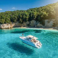 Plaža Pisina, Sivota, Grčka