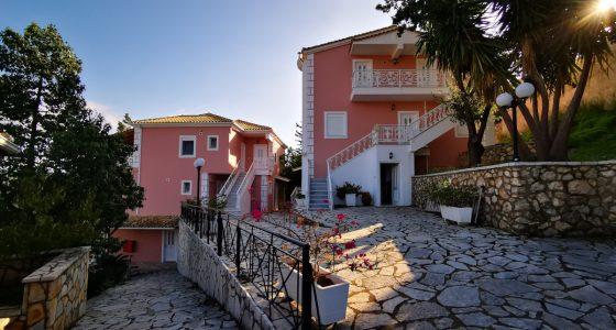 Vila Baywatch Sivota Grčka