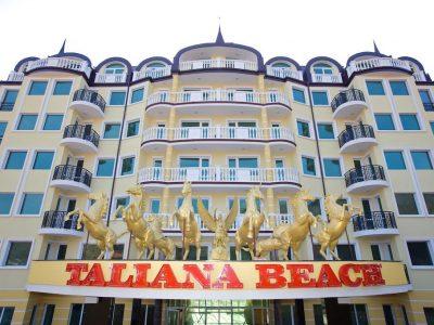 Hotel Taliana Beach Elenite Bugarska Maestro Travel