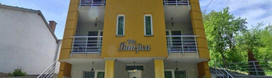 Vila Banjica Soko Banja