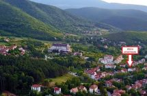 Vila Breza Soko Banja