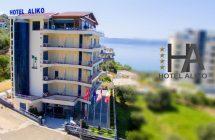Hotel Aliko Valona Albanija