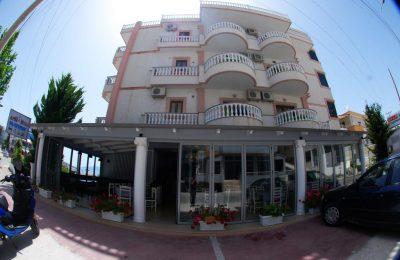 Hotel Alpha Saranda Albanija