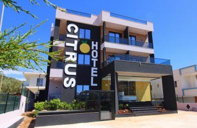 Hotel Citrus Ksamil Albanija