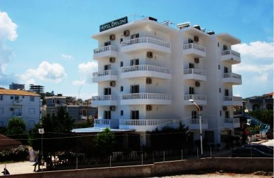 Hotel Drilon Ksamil