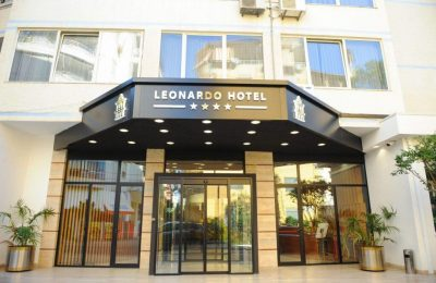 Hotel Leonardo Drač Albanija