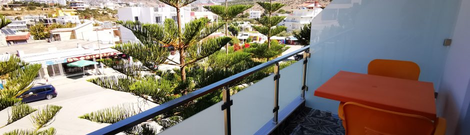 Hotel Joni Ksamil Albanija