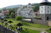 Manastir Mileševa Srbija