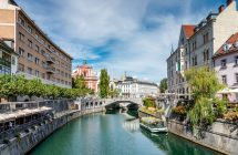 Ljubljana Bled Bohinj Slovenija