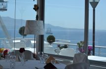 Hotel Sea Side artist Saranda